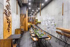 Restaurante indiano com apelo sensorial ~ ARQUITETANDO IDEIAS