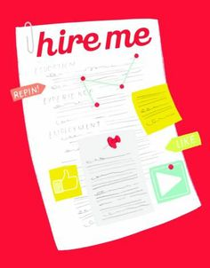 Pinterest has become a place to find creative job resumes, says this SFGate article--digital resumes that include eye-catching graphics, YouTube videos and PowerPoint slides.