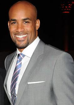 Image detail for -Boris Kodjoe Launches Online Clothing Line with 'World of Alfa ...Love my custom shirt from WOA