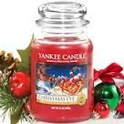 Yankee Candle Natale