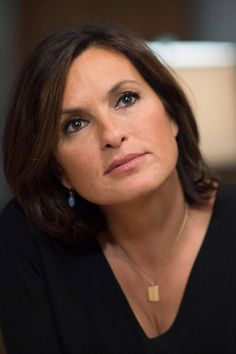 ELLE Editors Remember Their First Television Heroines - Olivia Benson, 'Law and Order: SVU' - ELLE