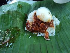 Nasi Lemak Nasi Lemak, Malaysian Food, Food Cravings, Ice Cream, Dishes, Eat, Desserts, No Churn Ice Cream, Tailgate Desserts