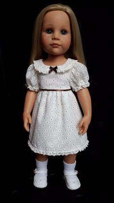 Платье для кукол Готц / Одежда для кукол / Шопик. Продать купить куклу / Бэйбики. Куклы фото. Одежда для кукол