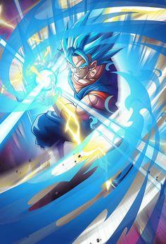 Dragon Ball Z Archives - RykaMall Dragon Ball Gt, Dragon Z, Blue Dragon, Gogeta And Vegito, Anime Art, Otaku Anime, Goku Wallpaper, Animes Wallpapers, Kawaii