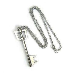 Kingdom Hearts Sora Necklace