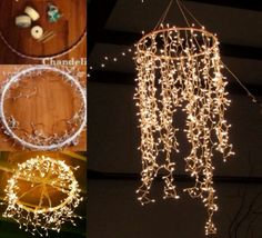 Thankfully christmas lights are on sale now and hula hoops are only $1-$5!