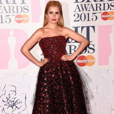 Pin for Later: The Brit Awards Red Carpet Was More Glamorous Than Ever This Year