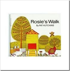 Positional Words and Phrases - Rosie's Walk