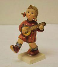 Goebel Hummel #86 Happiness Figurine! TMK-3! Nice!