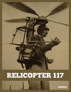Relicopter 117 In deze actieserie Relicopter 117 staat het werk van twee reli-teams centraal. Uitgerust met een hardcopy van het nieuwe testament vliegen de noodpaters van Relicopter 117 uit naar de meest ingewikkelde klussen, waarbij elke seconde telt. In de eerste uitzending: De ouders van een jong meisje alarmeren Relicopter, omdat het arme kind haar hoofd rondjes draait op haar romp en ze al geruime tijd groen spul kotst, ze denken daarom dat het meisje in de problemen zit.