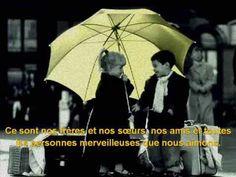 "Le train de la vie - Combine this with the song ""Tourner la page"" -- great discussion topic!"