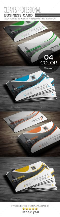 Business Card - Corporate Business Cards Download here: https://graphicriver.net/item/business-card/19862831?ref=classicdesignp