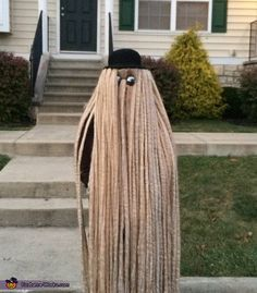 Crissie: I always loved watching the Addams Family as a young child and I was captivated by Cousin Itt. He was so popular and yet never said a word you could...