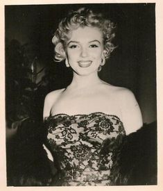 Marilyn Monroe one of my favorites - she was so beautiful!