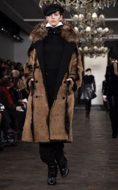 Fashion Ralph Lauren Fall 2013