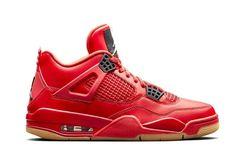 buy popular 2f85c d0ea1 Air Jordan 4 NRG Fire Red AV3914-600 Jordan Retro 4 Red, Nike Id