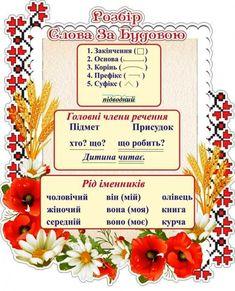 Ukrainian Language, Ukraine, Diy And Crafts, Teaching, Education, School, Kids, Young Children, Boys