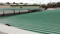 De Bron Shopping Centre in Malmesbury - Roof Replacement