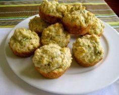 Savoury Muffins Recipe - Healthy