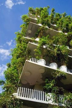 Flashback: Tower Flower / Edouard François - Courtesy of Edouard François