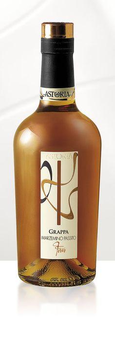 FERVO - Grappa di Marzemino passito #PassitoWine #marzemino #liqueur