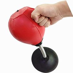 Buy GoECO Leather Stress Buster Desktop Punching Bag Heavy Duty Suction Freestanding Reflex Bag Kit For Adults Kids Home Office at Discounted Prices ✓ FREE DELIVERY possible on eligible purchases.