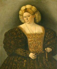 Bernardino Licinio, 1520s  Portrait of a Lady
