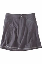 Cute skort. Comfy but stylish. I like Title 9 but it rarely works...unless a petite.