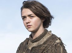 Best. Love Triangle. Ever. Check Out George R.R. Martin's Original Plans for the Game of Thrones Books  Game Of Thrones Finale, Maisie Williams