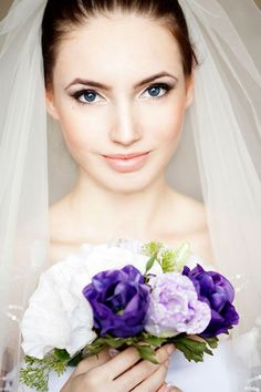gorgeous natural makeup inspiration for your wedding day