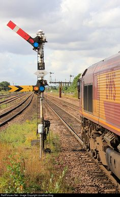 RailPictures.Net Photo: 66130 DB Schenker GM Class 66 at Barnetby, Lincolnshire, United Kingdom by Jonathan King