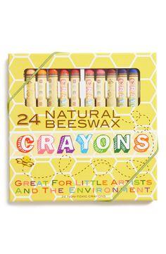 Back to school essentials: Crayons