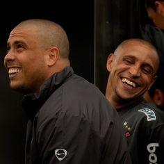 Vampeta relembra casos e aponta Ronaldo e R. Carlos como os que mais bebem no…