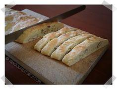 CANTUCCI (Biscotti di Prato) fragolaelettrica.com Le ricette di Ennio Zaccariello #Ricetta