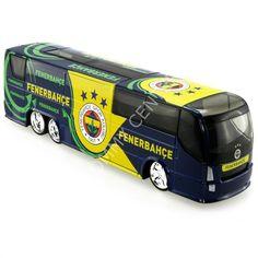 Fenerbahçe Metal Takım Otobüsü   Neco Toys   Arabalar