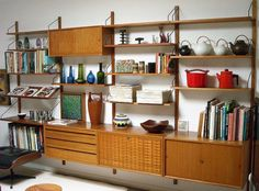 Please, please, please.  May I have the wall unit?