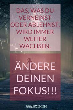 This quote can change your life Into Sense Dieses Zitat kann dein Leben verändern Health Words, Brain Waves, Life Words, Trying To Lose Weight, Health Coach, Self Development, Better Life, Feel Good, Coaching