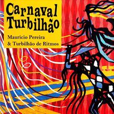 Mauricio Pereira E Turbilhao de Ritmos  Carnaval Turbilhão (u)