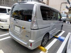 Nissan Serena S-Hybrid MkIV C26 (back)