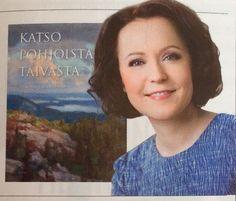 Jenni Haukion uusi runokirja, Katso pohjoista taivasta Finland, Anna, World, Reading, Books, Pictures, Design, History, Photos