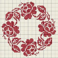 Kira scheme crochet: Scheme crochet no. 1167