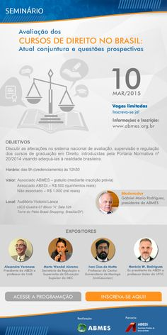 Newsletter para Seminário da ABMES