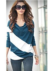 Women's Casual Twill Blouse – USD $ 7.79
