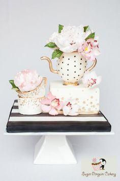 212 Best Tea Cakes Images Cookies Cupcake Cakes Fondant Cakes