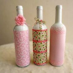 Garrafas, garrafinhas e garrafões no Mural da Vila
