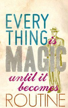 inspiration | magic