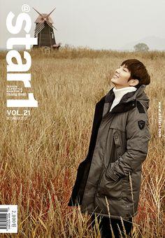 Lee Jun Ki - Star1 Magazine December Issue '13