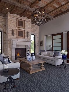 Rustic and glamorous at the same time! By Eleni Interiors
