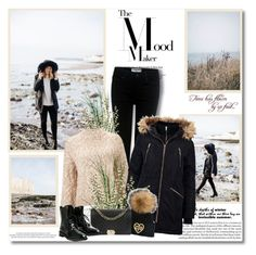 """Winter by the sea!!"" by lilly-2711 ❤ liked on Polyvore featuring 10 Crosby Derek Lam, Miss Selfridge, Boohoo, Louis Vuitton and Chanel"