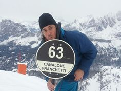 Cortina d'Ampezzo - Una pista nera seria